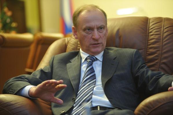 Николай Патрушев Совет безопасности России