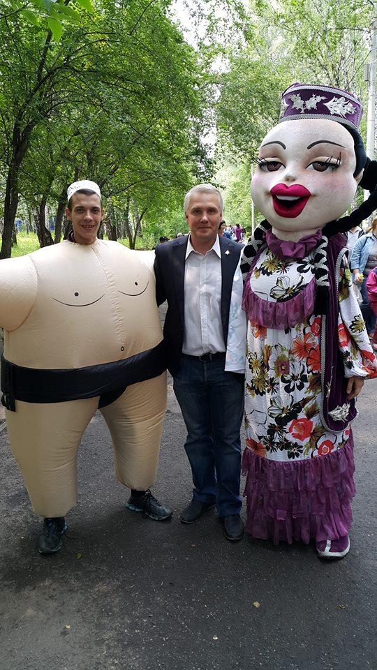 Бурматов Владимир Владимирович депутат Госдумы
