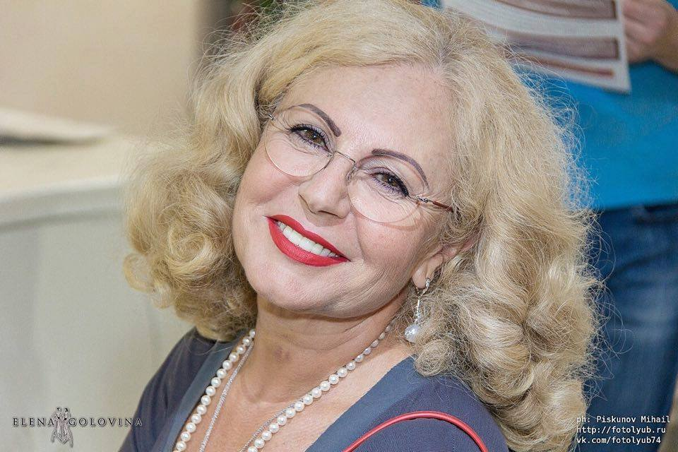 Мительман Роза Петровна