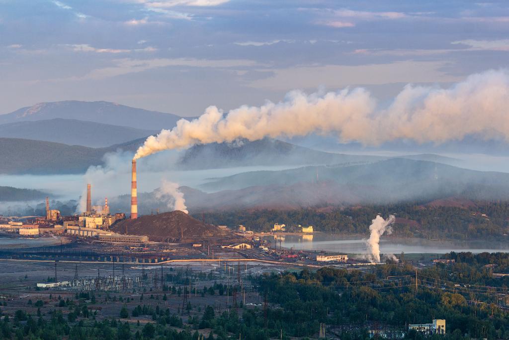 Карабаш самый грязный город на планете