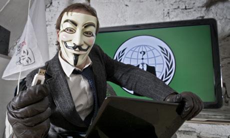 атака хакеров