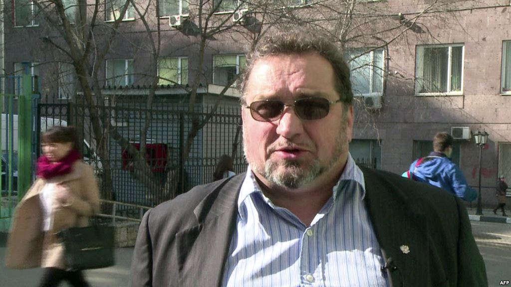Андрей Бабушкин правозащитник