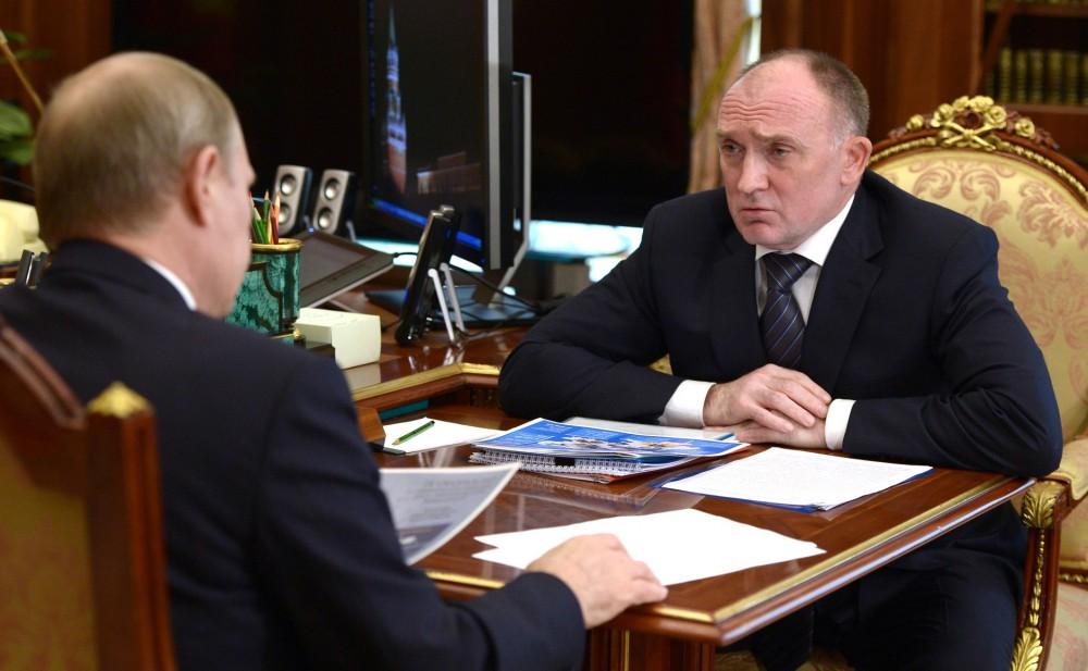 Путин Дубровский