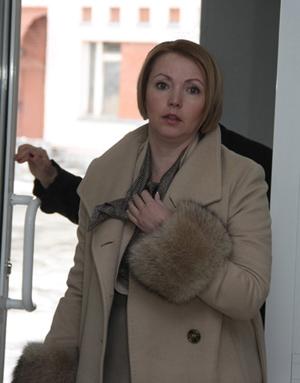 Ирина Гехт член Совета федерации от Челябинской области