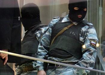 обыск у Навального